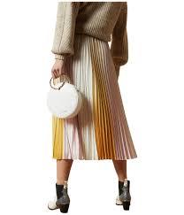Купить юбку Noviia Ombre плиссированная <b>юбка Ted Baker</b>, цвет ...