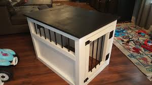 How to make a dog crate Pet Kennel Ana White Large Wood Pet Kennel Table Diy Project Build Plans Dog Crate End Table Pet Loves Best Build Plans Dog Crate End Table Loccie Better Homes Gardens Ideas