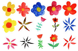 free image flowers 2.  Image Resolution 428  929 Px File Format PNG Size 41843 KB Free  Download Watercolorflower21png In Image Flowers 2