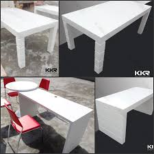 commercial used solid surface long bar table  buy long bar table