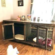 dog crates furniture style. Furniture Dog Crates Style Smart Wood Crate .