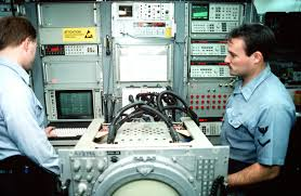 Aviation Electronic Technician 2nd Class Dale G Bohrer