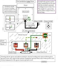 wiring diagram for a 4 prong dryer plug the wiring diagram 4 prong 3 wire dryer cord nodasystech wiring diagram