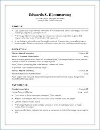 Best Resume Templates For Word Delectable Good Resume Templates Word Funfpandroidco