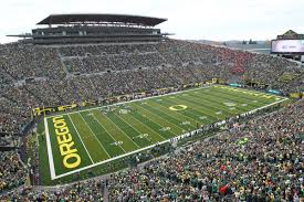 University Of Oregon Football Stadium Seating Chart Oregon Ducks Football Autzen Stadium Seating Chart Best