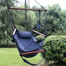 hammock c stand deluxe hanging hammock air chair with pillow drink holder and c stand solid hammock c stand