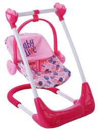 Baby Alive Swing and High Chair bo Playset for 16 inch Doll
