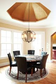 star shaped rug light fixture traditional dining room and beige star shaped rug