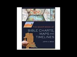 The Baker Book Of Bible Charts Maps And Timelines The Baker Book Of Bible Charts Maps And Time Lines Youtube