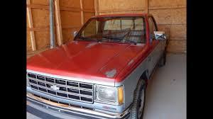 Video#4 1989 Chevy S10 restoration update - YouTube