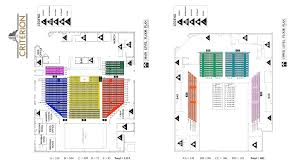 Criterion Oklahoma City Seating Chart Countdown Promotions