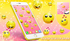 emoji wallpaper app.  Emoji Screenshot Image Inside Emoji Wallpaper App O