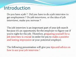 Interview Introduction Interview Introduction Barca Fontanacountryinn Com