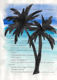 palm tree painting palm tree silhouette by shelby wilson
