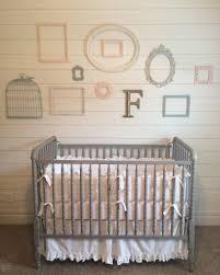 Finley Mack\u0027s Farmhouse Nursery | Rustic nursery, Chic nursery and ...
