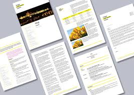 Ngo Newsletter Templates Ngo Word Report Newsletter And Stationery Set Stationery
