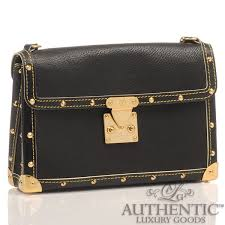 louis vuitton ebay. louis vuitton black structured leather gold laimable chevre noir handbag | ebay $900 ebay