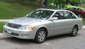 File:2000-2002 Toyota Avalon.jpg - Wikimedia Commons