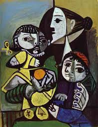 art cubism and pablo picasso image