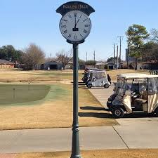 clubhouse clocks the clubhouse is the hub of the golf course install an accurate golf clock timepiece outside to get all of your members and players on