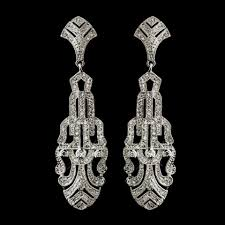 earring fashion jewelry picture more detailed picture about tqsp Vintage Wedding Earrings Uk tqsp 078 great gatsby style earrings wedding bride bridesmaids vintage cz crystal jewelry earring uk vintage wedding jewellery uk
