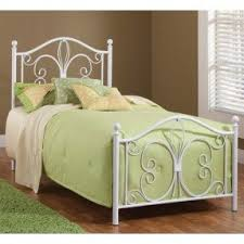 iron bedroom furniture. ruby iron bed by hillsdale furniture bedroom a
