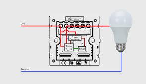 No wire lighting Plug How It Works Yoswit Technology 2wire Smart Light Switch Yoswitcom