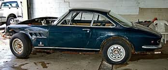 More listings related to ferrari 330. Bent But Complete 1967 Ferrari 330 Gtc Crash Victim Bring A Trailer