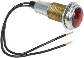 Universal Pilot Light M326rc000bx Cole Hersee Pilot Light 12v For Universal M326rc000