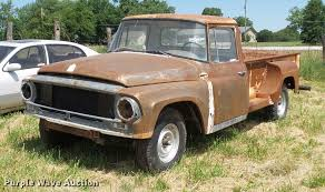 1964 International pickup truck | Item BS9446 | SOLD! June 2...