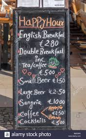 Chalkboard Menu Board Breakfast Menu Breakfast Restaurant Sign Chalkboard Menu