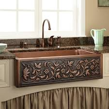 3 Ways To Clean Copper Sinks  WikiHowHow To Care For A Copper Kitchen Sink