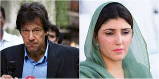 Image result for imran and ayesha gulalai