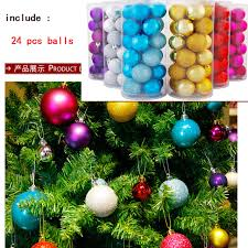 Decorated Styrofoam Balls Christmas Ball 100pcslot Christmas Trees Decorations For Christmas 87