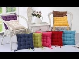 best home ideas attractive kitchen chair cushions with ties of french pads country kitchen chair