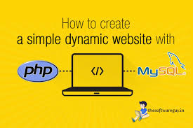 How to create a simple dynamic website with php and mysql ...