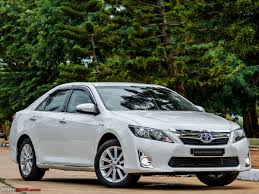 Toyota Camry Hybrid : Official Review - Team-BHP