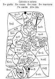 Disegni Da Colorare Con Numeri Vr13 Pineglen