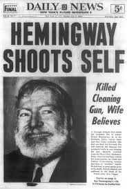 Ernest Hemingway Decorating Style Ernest Hemingway Was A Writer With Guts And Genius Ny Daily News