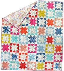 Reverse Sawtooth Star Quilt Pattern - Suzy Quilts & Sawtooth-Star-Quilt Adamdwight.com