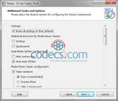 Works great in combination with windows media player and media center. K Lite Codec Pack 16 2 6 Free Download