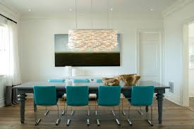 turquoise blue dining chairs