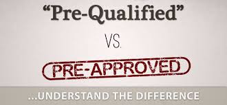 mortgage prequalification vs preapproval. Exellent Mortgage PreQualifiedvsPreApproved Inside Mortgage Prequalification Vs Preapproval U