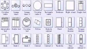 floor plan symbols. Modren Floor Floor Plan Symbols For Powerpoint To L