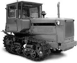 Гусеничный трактор дт ХитАгро ru Гусеничный трактор дт 75