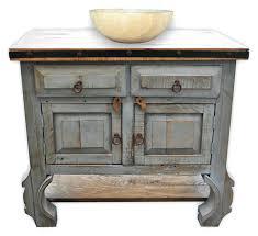 36 bathroom vanity rustic. bathroom storage: san pascual vanity vintage gray 36 farmhouse vanities and rustic