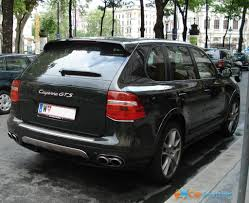 Porsche Cayenne GTS 2008: Review, Amazing Pictures and Images ...