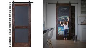 on the wall to ensure that a sliding barn door can fit the rest is up to you and your personal preferences be it contemporary classic or rustic chic