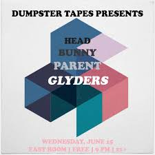 Dumpster Bunny Designs Upcoming Events Dumpster Tapes Presents Head Bunny