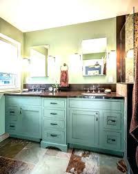 seafoam green cabinets green bathroom sink green bathroom green bathroom cabinets master bath with green painted cabinets craftsman green seafoam green